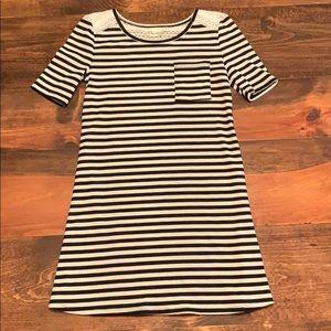 Shirt sleeve dress